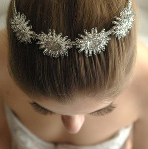Image of Bridal Tiara by Nia Person