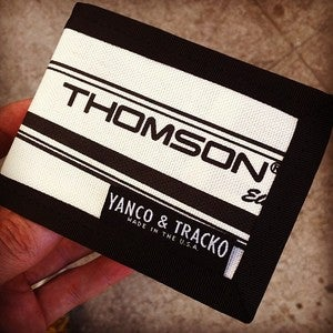 Image of Re-purposed Thomson Bag Wallets