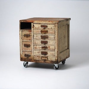 Image of Rolling Drawers