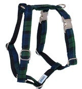 Image of Black Watch Tartan Dog Harness on UncommonPaws.com