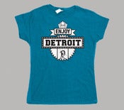 Image of Women's Enjoy Detroit Showtime T-Shirt