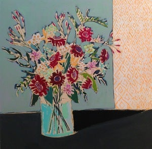 Image of 36x36 Flowers for Mary Margaret