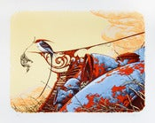 Aaron Horkey : Burlesque of North America