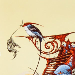 Image of Aaron Horkey : Burlesque of North America