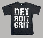 Image of Mens Detroit Grit T-Shirt