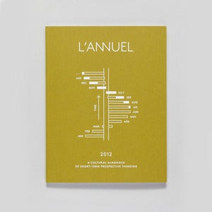 Image of L'Annuel — 2012 Issue