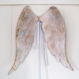 Image of Rustic Angel Wings