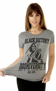 "Image of Black Victory - ""Doomiversity"" GIRLS"