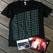 "Image of Repeat Tee with ""Ring Of Fire"" 7"" vinyl and ""Have You Met Lera Lynn?"" CD"