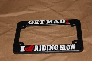 Image of ILDS Bike PlateFrames  