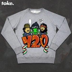 Image of Toke- 420 - Sweatshirt