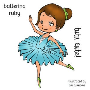 Image of Ballerina Ruby