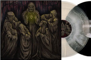 "Image of GRIEVED ""Samaritans"" one sided 12 "" clear white haze LTD 300"