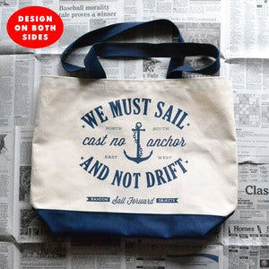 Image of Sailor's Life Boat Bag