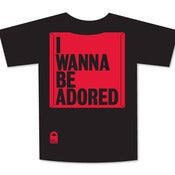 Image of SST 003 – I Wanna Be Adored – Short Sleeve