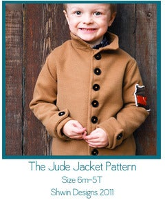 Image of Jude Jacket Pattern
