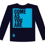 Image of SST 001 – Come As You Are – Longsleeve