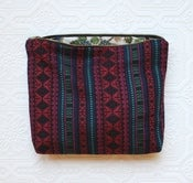 Image of Navajo Knapsack Cosmetic Bag