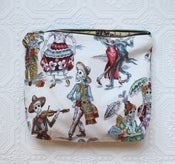 Image of Vida de Los Muertos Cosmetic Bag
