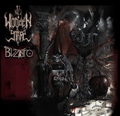 Image of WOODEN STAKE / BLIZARO Split CD