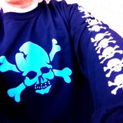 Image of Rotten Skull Long Sleeve Tee