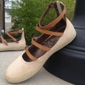 Image of OTBT multi strap maryjane shoe