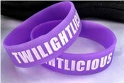 Image of Twilightlicious Wristband!