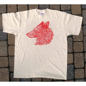 Image of Reconstructed Coyote Shirt