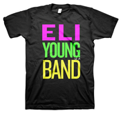 Image of Black Eli Young is a Band T-Shirt *FREE GRAB BAG T-SHIRT INCLUDED*