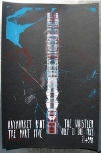 Image of Haymarket/Part five poster