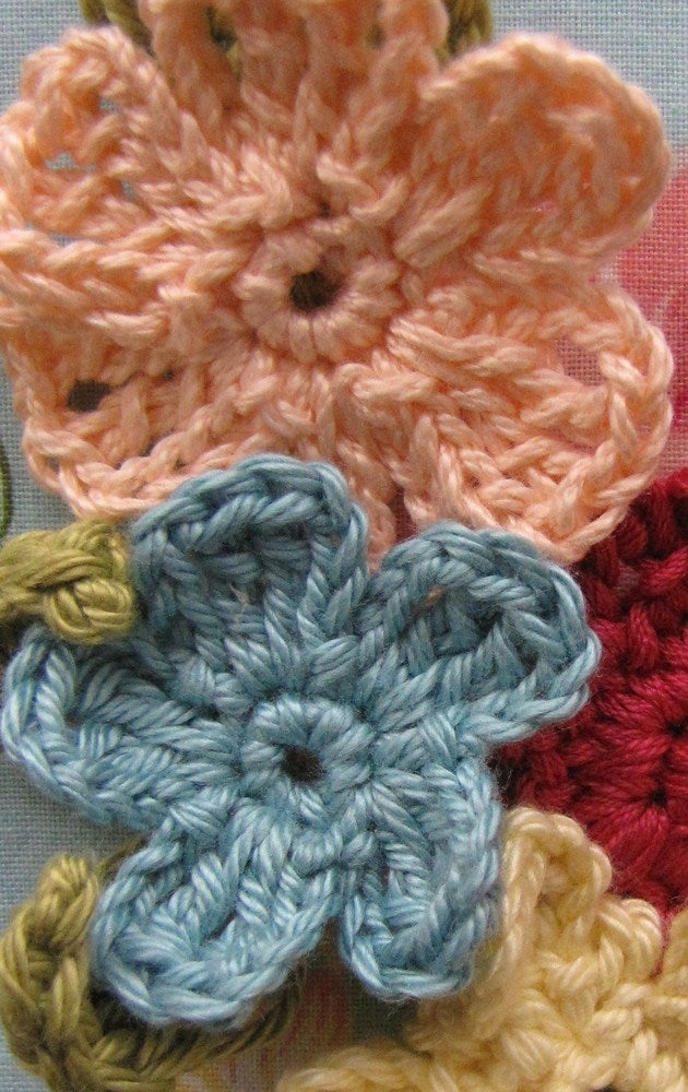 What do I do with this crochet motif? - Crochet Daily - Crochet Me