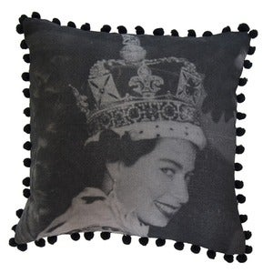 Image of Elizabeth II Limited Edition Cushion