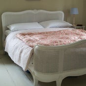 Image of Sugar Pink Paisley Eiderdown