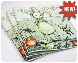 Image of Fairy Tale Nonsense News Autumn #7 by the Filigree