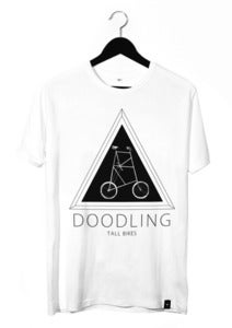 Image of Doodling - Unisex Bamboo Cotton