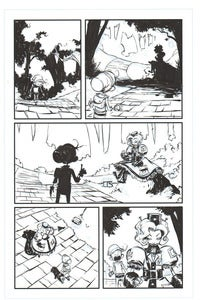 Image of Marvelous Land of Oz-Issue#3-Page1