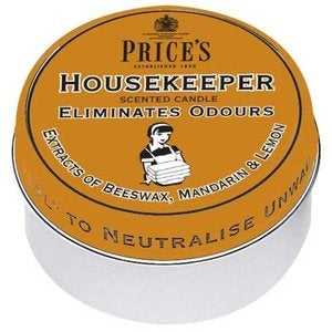 Image of Housekeeper Candle - Tin