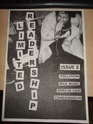 Image of Limited Readership No. 2 Zine w/ Milk Music, Condominium