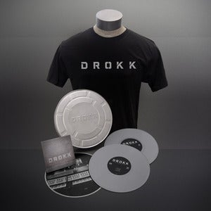 Image of EXCLUSIVE Geoff Barrow & Ben Salisbury: DROKK music inspired by Mega-City One' DELUXE MEGA-EDITION