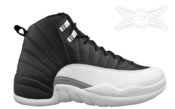 "Image of Air Jordan 12 Retro ""Playoffs"""