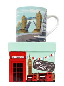 Image of London Mug - Tower Bridge SE1
