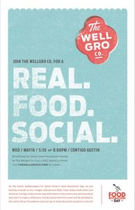 Image of REAL Food Social at Contigo Austin [SOLD OUT]