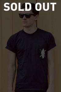 Image of The Pocket Tee Navy Blue