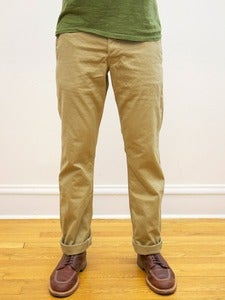 Image of West Point Khaki Twill Miner Chinos