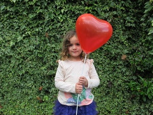 Image of Heart Latex Balloons