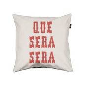 Image of Que Sera Sera Pillow