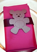 Image of Baby Wear's Prada - napkin wrap