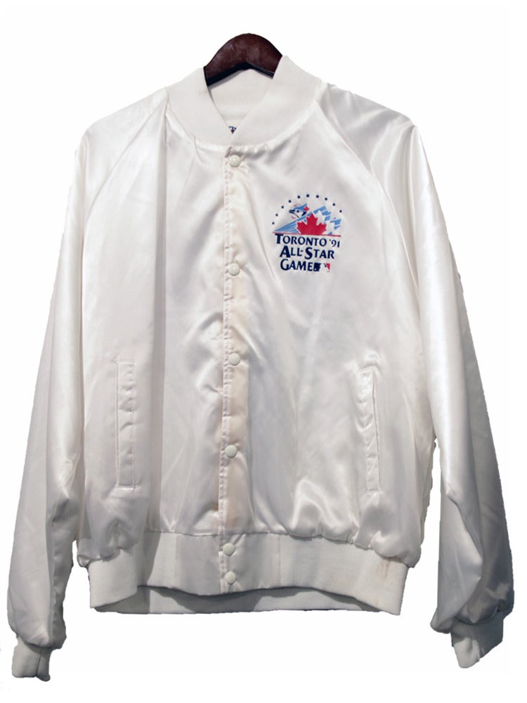 Image of RARE 1991 Blue Jays All star Jacket