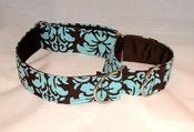 Image of Royal Damask Martingale Collar on UncommonPaws.com