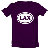 Image of LAX Oval - Winterberry